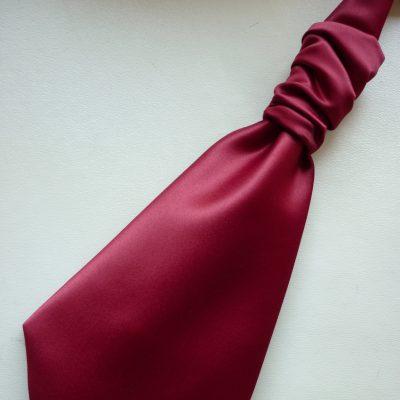 Groom's cravat