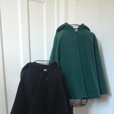 fleece capes for children
